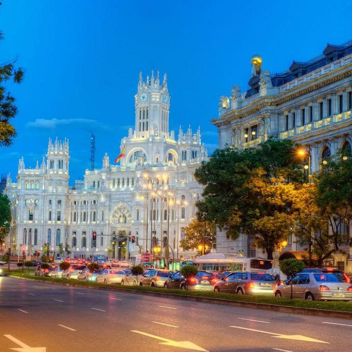 Интересные экскурсии по Мадриду